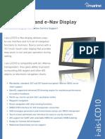 i Ais LCD10 Broşür