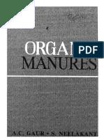 Organic Manures