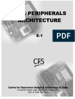 PC & Peripheral Architecture