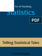 The art of teaching statistics