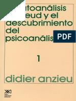 El autoanalisis de freud y el descubrimiento del psicoanalisis tomo 1
