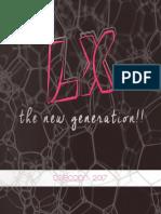 Catalogo LX Planet 2017