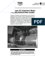 Electric Motor Troubleshooting Polyphase