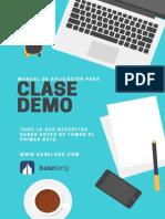 Manual Para Clase Demo BaseLang