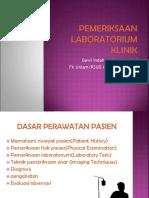 Pemeriksaan Laboratorium-klinik IH,4