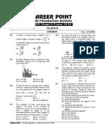 4. 18th - NSO Exam. [Stage-II](Class-9) 14-2-16.pdf