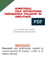 Diureticele