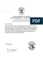 Money Saving Essay Harry Potter