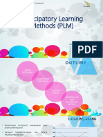 Participatory Learning Methods (PLM)