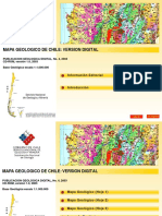 Mapa Geologico de Chile