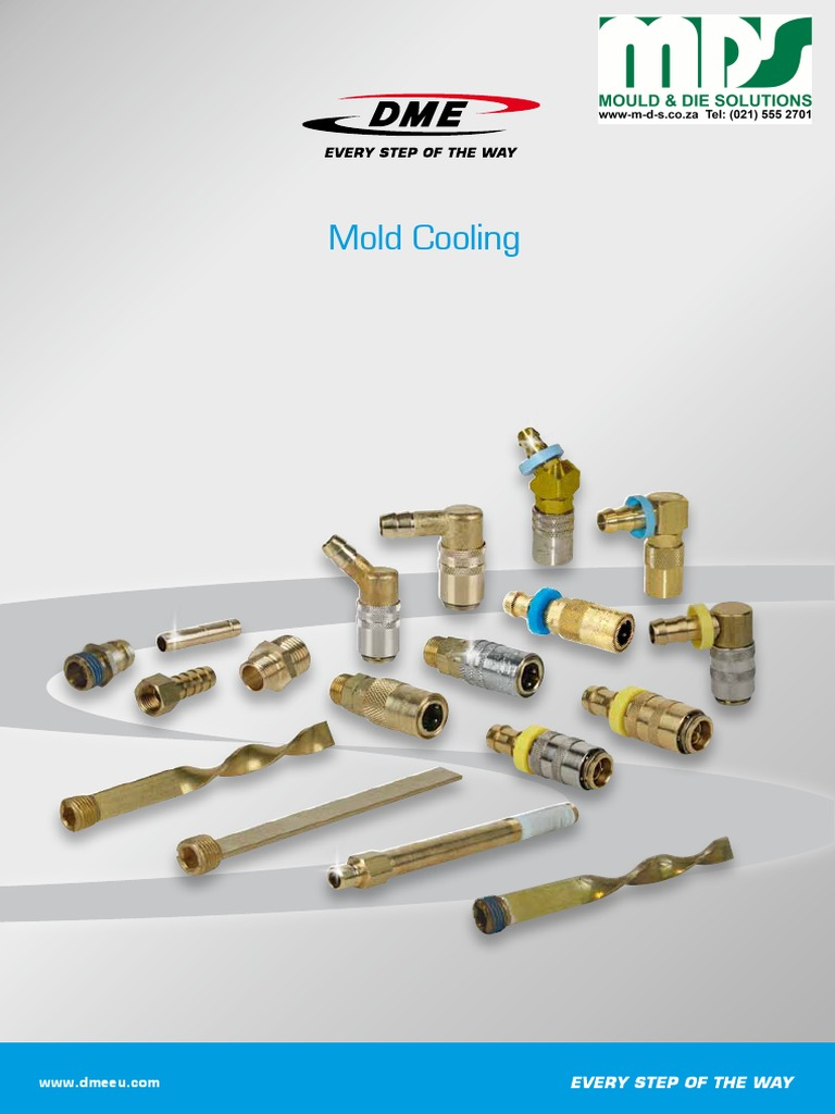 DME Mould Cooling Catalogue Complete | Leak | Electrical