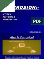 Corrosion Ppt
