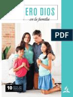 Revista 10 Días de Oración 2018 - Primero Dios en La Familia