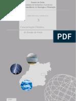 Livro Caracterização Climática Do Estado de Goiás - Tabelas de Dados