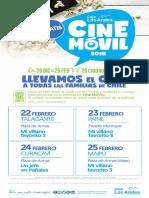 Cine Movil r Metropolitana