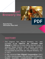 San Miguel Brewey inc.pptx