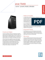 Thinkserver Ts450 Ds