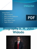 BHS INGGRIS BIOGHRAPHY JOKOWI