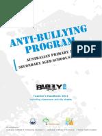 Anti Bullying Program