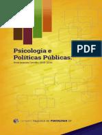 Psicologia e Politicas Publicas 2013-2016