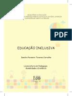 Apostila - Educação Inclusiva