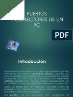 Puertos y Conectores Del Pc Ppt
