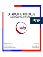 6-Catalogo Articulos Pf2012 Ingenierias Deteccion de Incendios