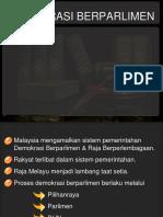 95586261 Unit 6 Demokrasi Berparlimen