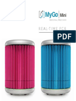 PCR MYGO Mini Real Time PCR Brochure