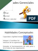 Habilidades Gerenciales 1