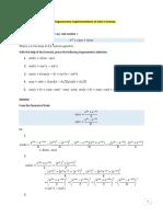 Some Implementations of Euler's Formula