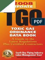 Handbook - TGO Data Book