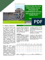 Articulo Tecnico - Efecto de Valvulas Perforadas en El Proceso de Compresion Del Gan Natural