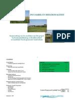 Bijlage 3 Jaarverslag CDR 2009 - Dynamiek en Beeldkwaliteit