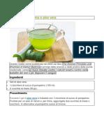 Succo Di Pompelmo e Aloe Vera