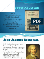 Jean-Jacques Rousseau Viernes