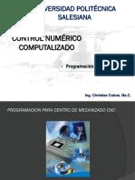 3.- Progamacion Cnc Centro de Mecanizado1