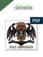 De stad Groningen