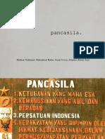Presentasi PANCASILA
