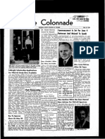 The Colonnade, May 13, 1961