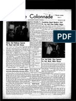 The Colonnade, November 11, 1961