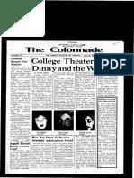 The Colonnade, April 21, 1962