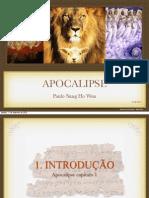 1. Estudo Apocalipse - Introdução (Ap 1.1~20)
