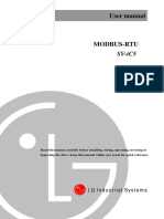 Opis Plytki Modbus RTU Do LG IC5 - Ang
