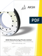 Aksh Product Catalogue