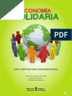 Libro Economia Solidaria Bachiller CAST