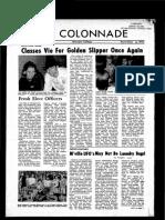 The Colonnade, November 14, 1967