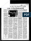 The Colonnade, October 17, 1967