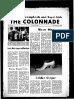 The Colonnade, November 12, 1968