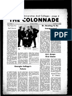 The Colonnade, October 14, 1968